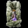 Malá kamenná umělá fontána - Brána