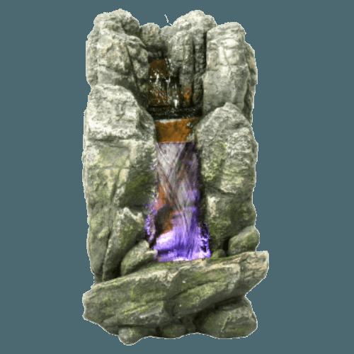 Malá kamenná fontána - Brána