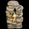 Pískovcová fontána Jeskyně