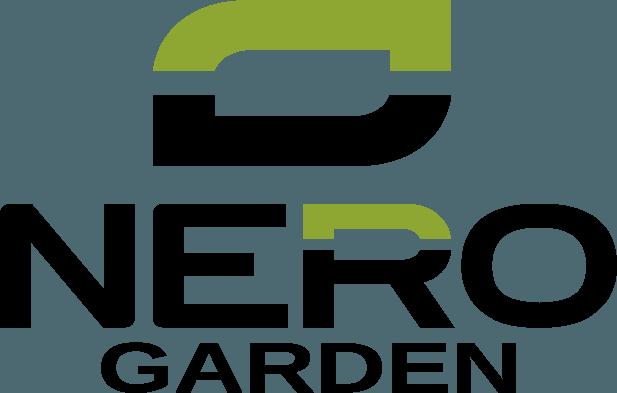 Logo nero garden