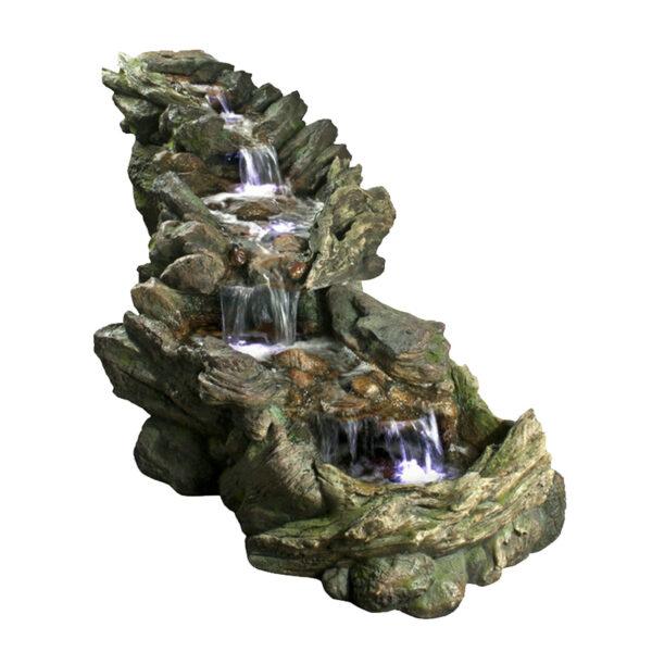 Velká kamenná fontána Peřej