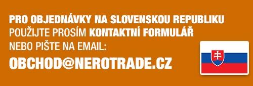 Objednávky na slovensko přes email