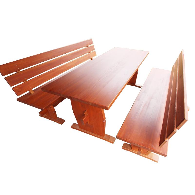 Nové produkty v našem portfoliu – zahradní set lavice a stůl