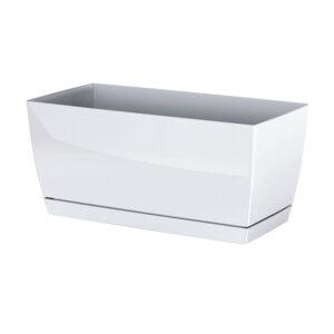 Truhlík COUBI CASE P s miskou bílý 39 cm
