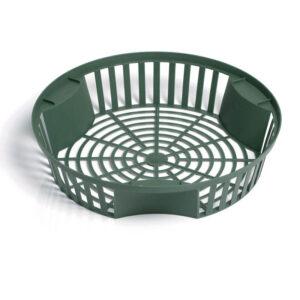 Košík na cibuloviny ONION II tm.zelený 26.5cm