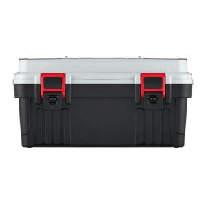 Kufr na nářadí OPTIMA šedý 470x256x238