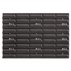 Montážní panel BINEER BOARD 576x18x390 černý. 1 ks