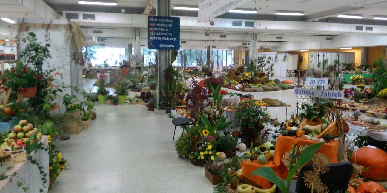 Život na zahradě 2016 v Ostravě